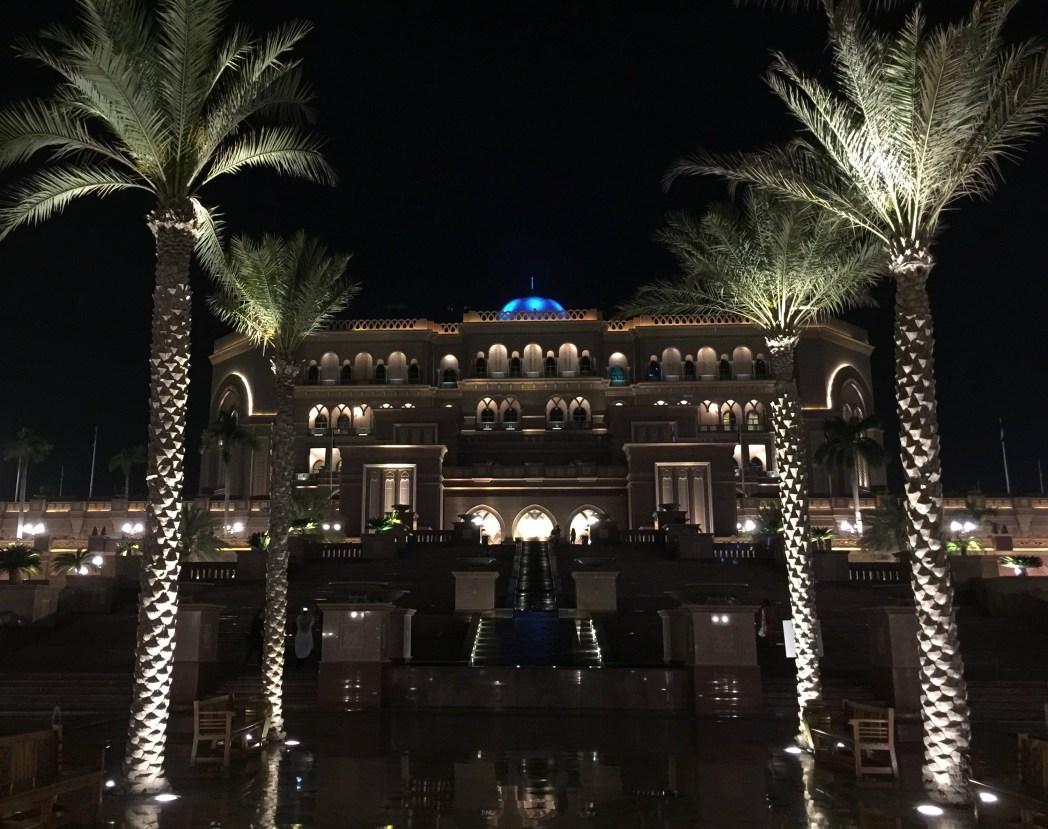 エミレーツ パレス ホテル