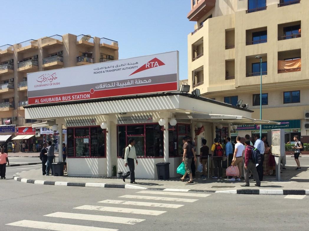 Al Ghubaiba Bus Station