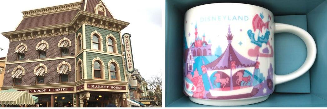 「マーケット ハウス」(Market House)の限定マグカップ