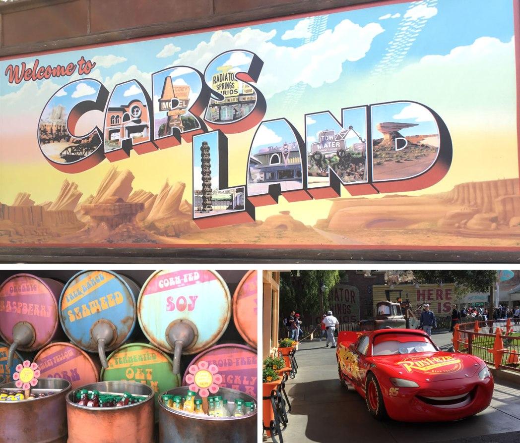 【Ride】映画『カーズ』の世界!登場カーも町もそのまんま!ラジエーター・スプリングスの住人になれる「カーズランド」(Cars Land)
