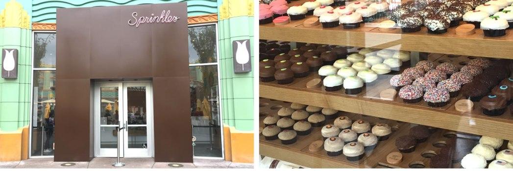 【Sweets】魅惑のLAスイーツ!世界初のカップケーキをダウンタウン・ディズニーで食べよう「スプリンクルズ・カップケーキ」(Sprinkles Cupcakes)