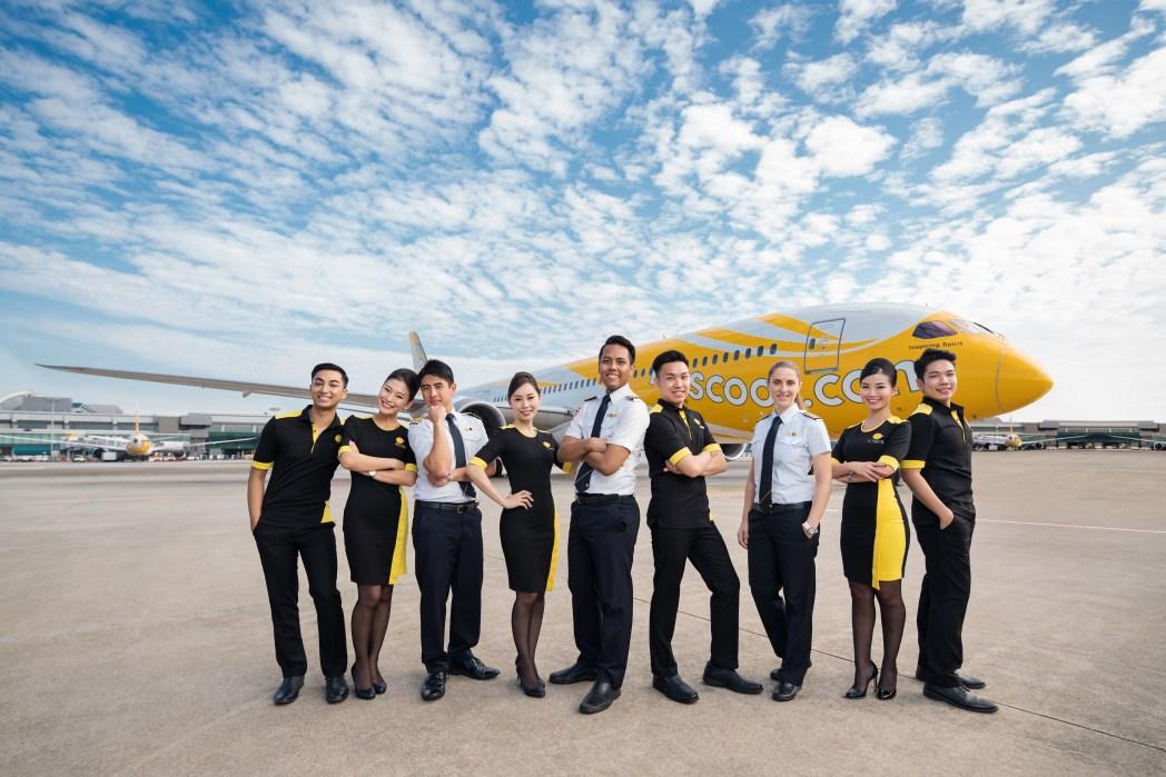 明日(12月19日)にはシンガポール航空傘下のLCC「スクート」も関西~ホノルル線を就航