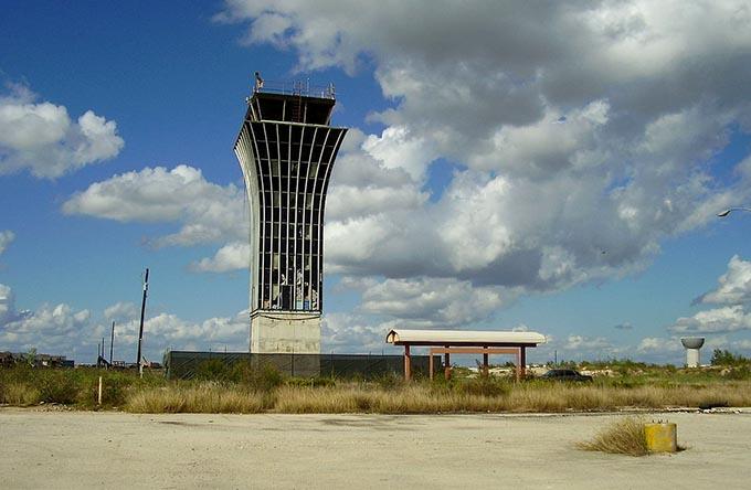 ロバート・ミューラー・市営空港