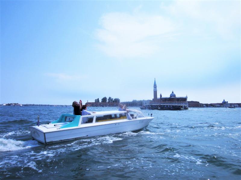 ヴェネツィア本島へのアクセス方法は、大きく分けて4種類