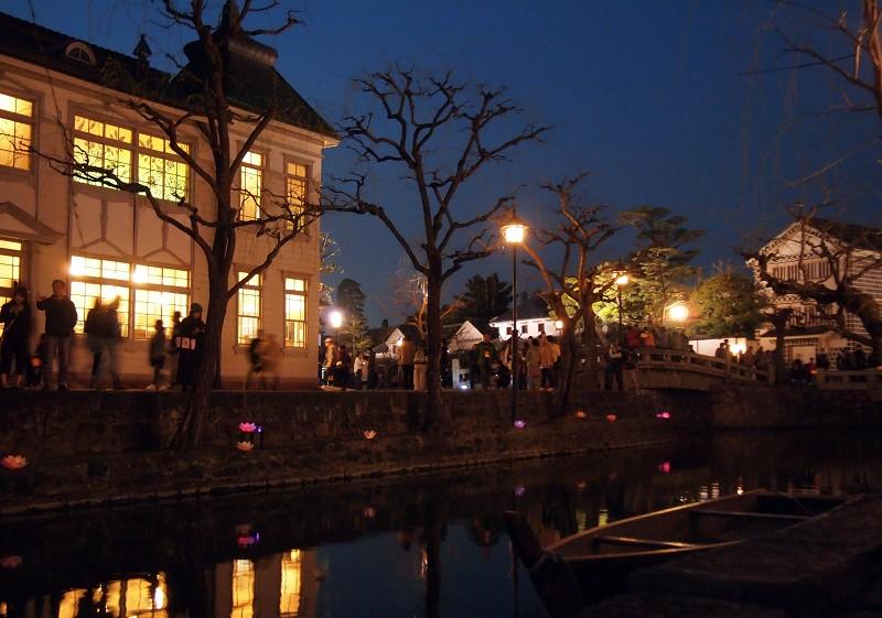 夜間景観照明
