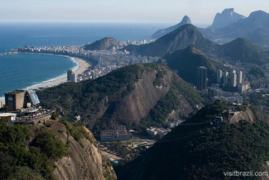 ブラジルのスカイライン