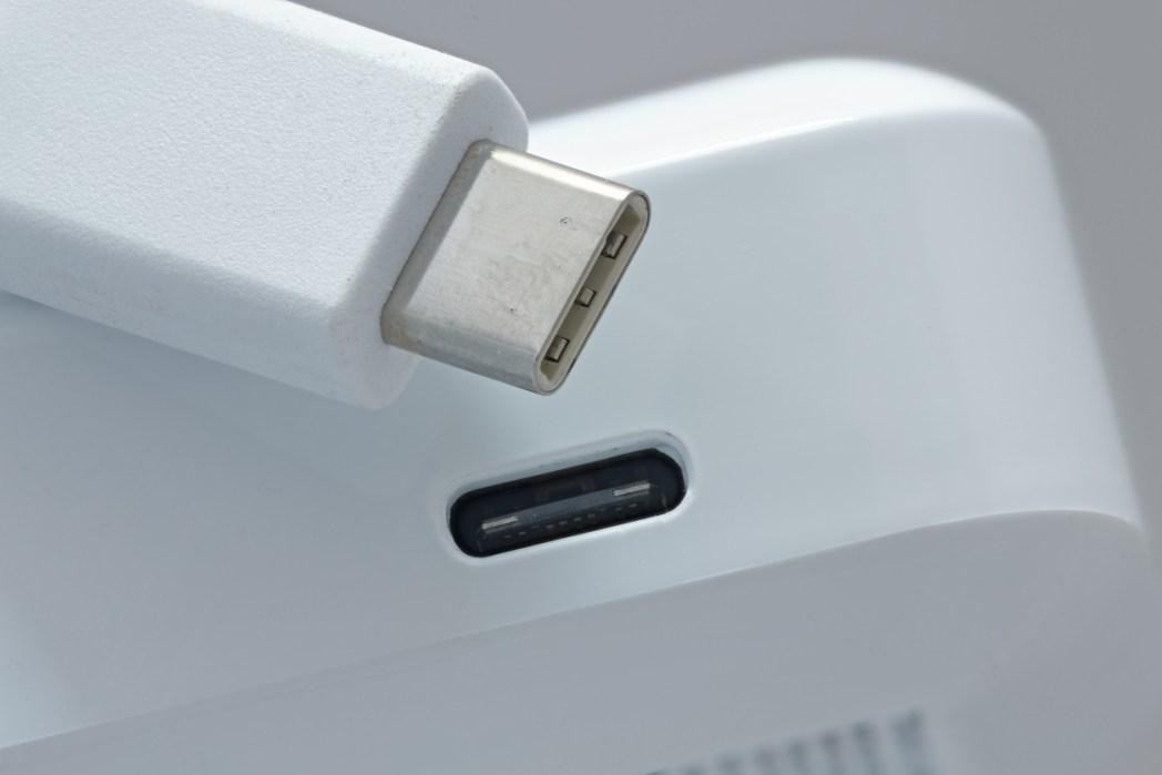 USB Type-C形状のコネクタ