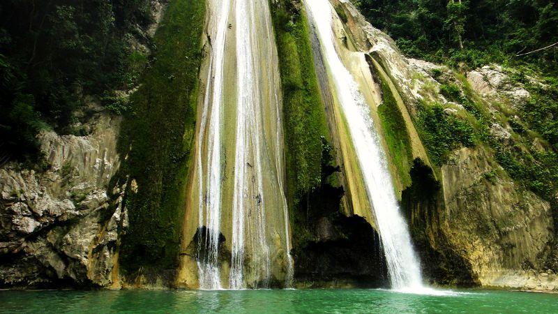 Dodiongan Falls、フィリピン