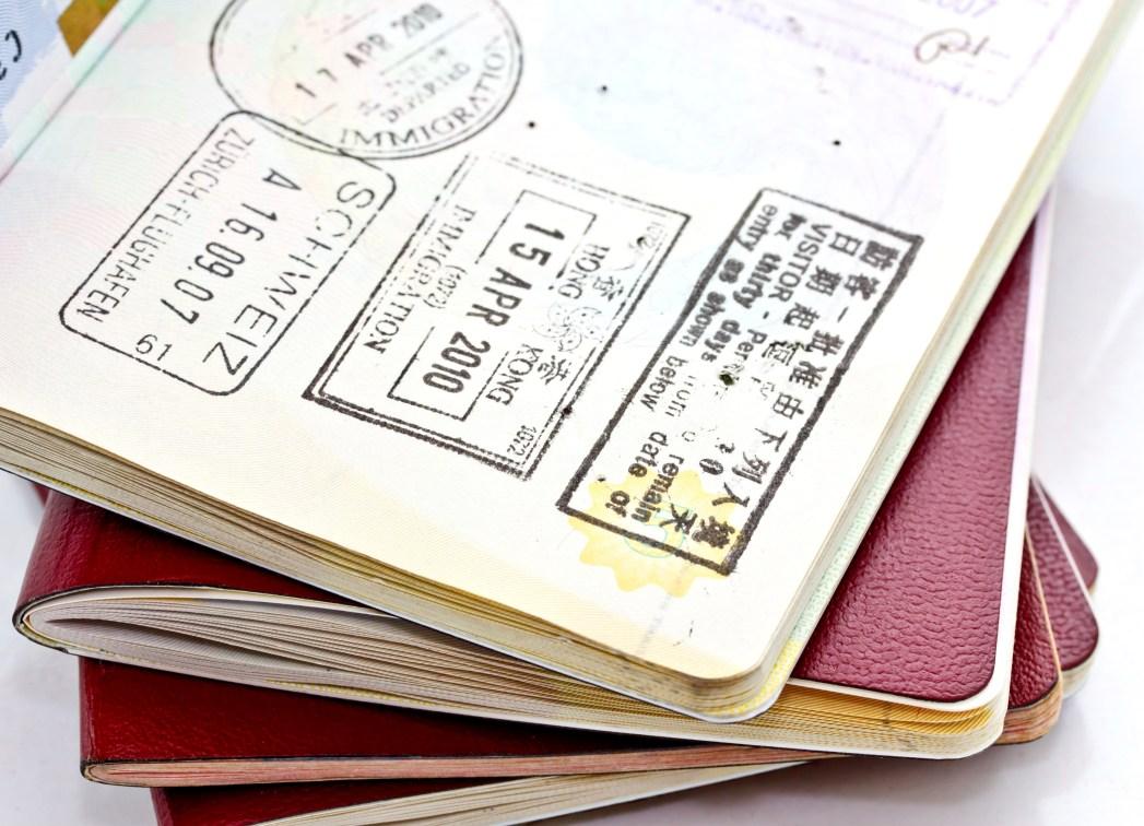 パスポートの有効期間
