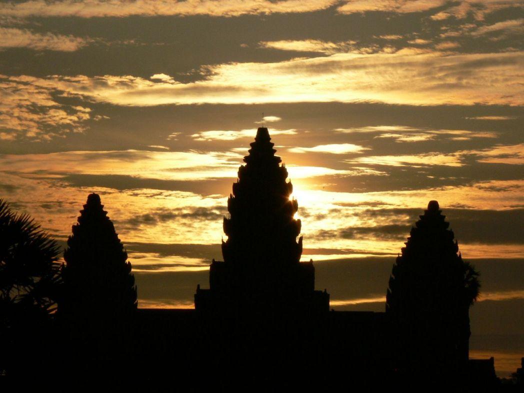 Angkor Wat Sunrise 513