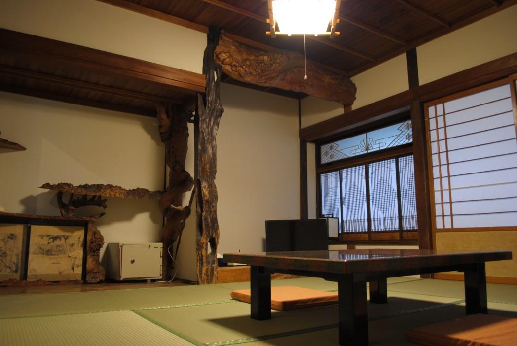 蔦温泉旅館の和室