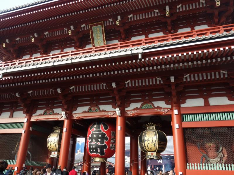 浅草で人気が集まる七福神巡り