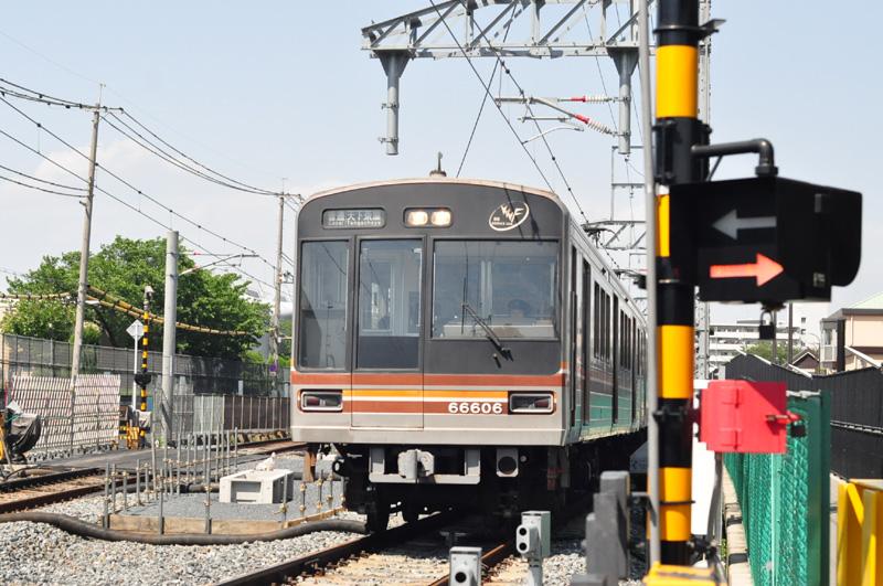 「山田駅」乗り換えで淡路へ
