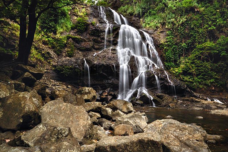 Balabag Falls、フィリピン