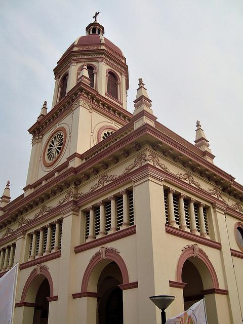 サンタ・クルス教会