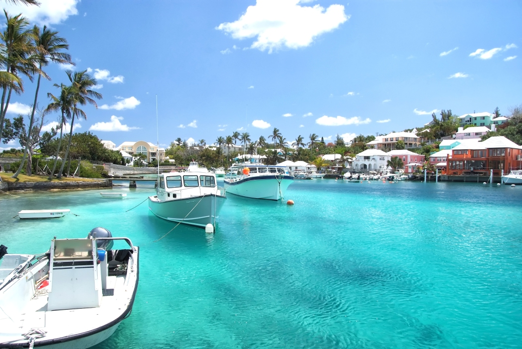 バミューダ、 海
