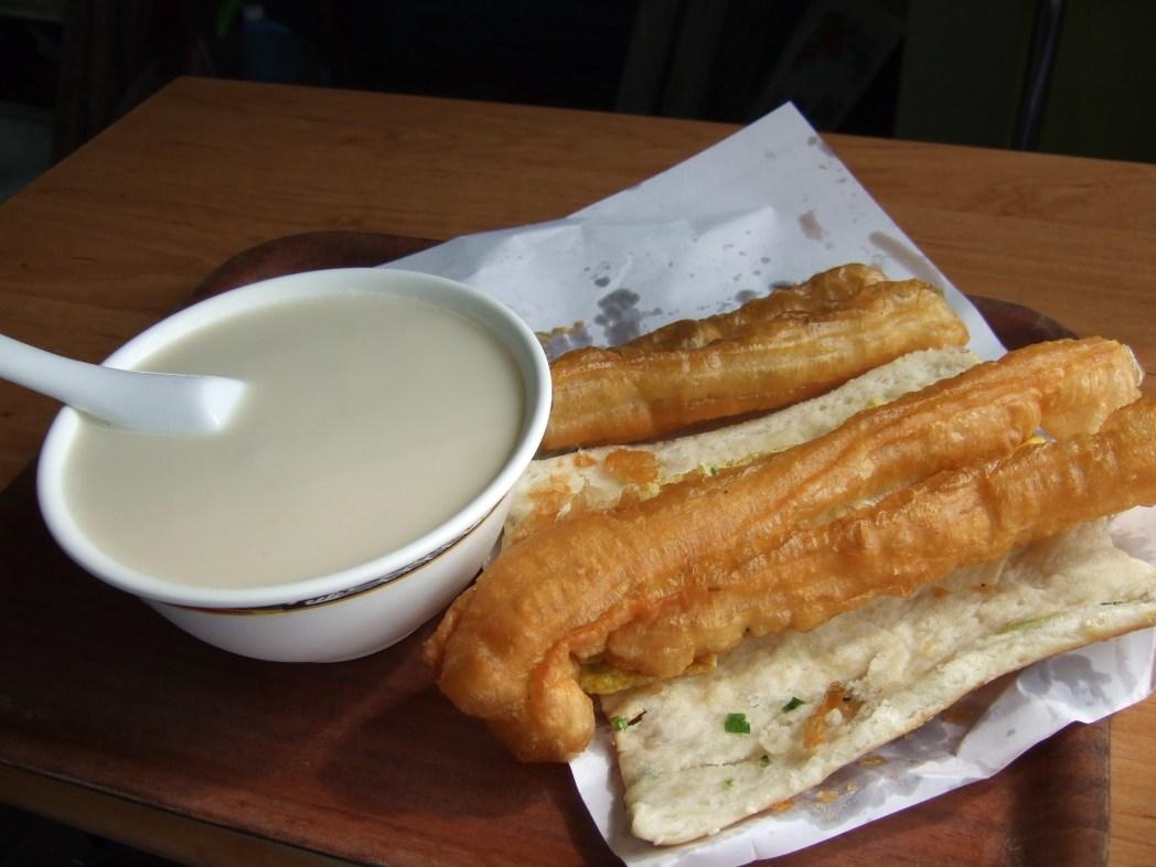 台湾式朝食