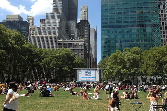 ニューヨーカーに愛される夏の野外コンサート「ニューヨーク・フィルハーモニー」
