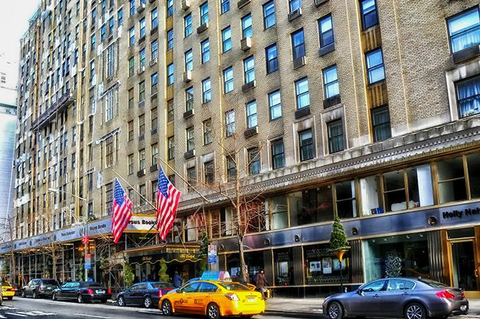 ニューヨークという街は世界的に見ても、ホテルの宿泊料金が高い