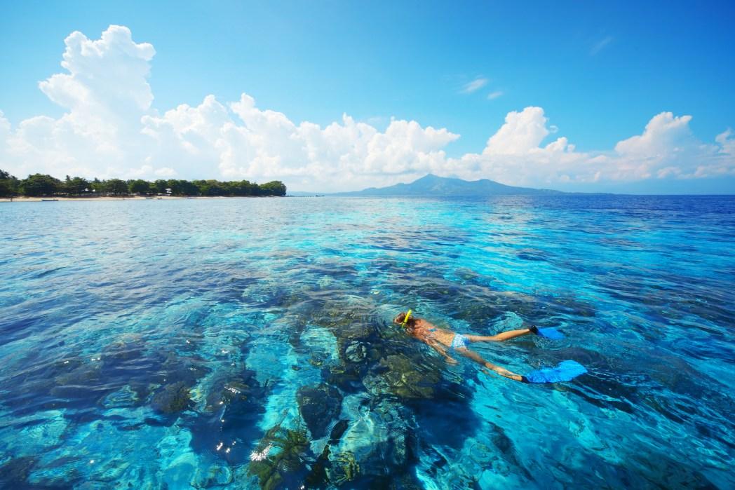 ブナケン国立海洋公園、インドネシア