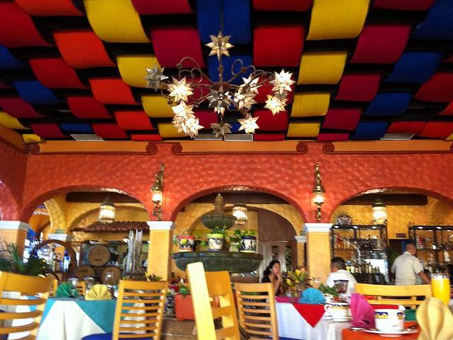 カンクンで唯一メキシコレストラン