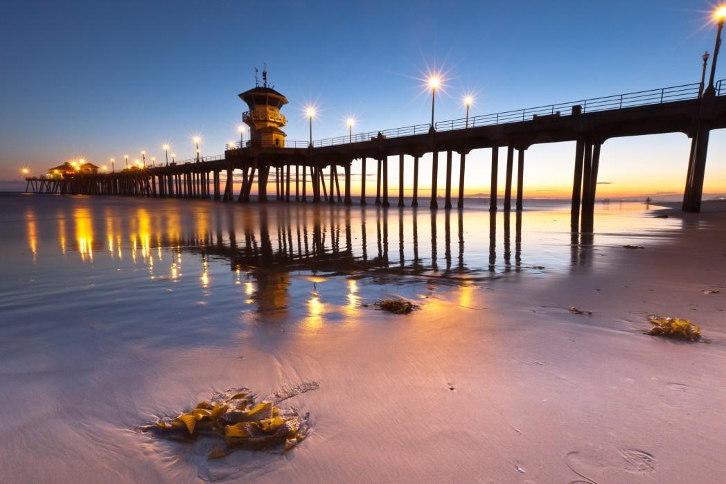 世界中のサーファーが憧れるハンディントンビーチ