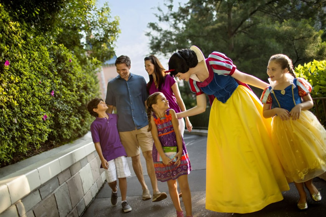 永遠のプリンセス、ディズニー映画『白雪姫』
