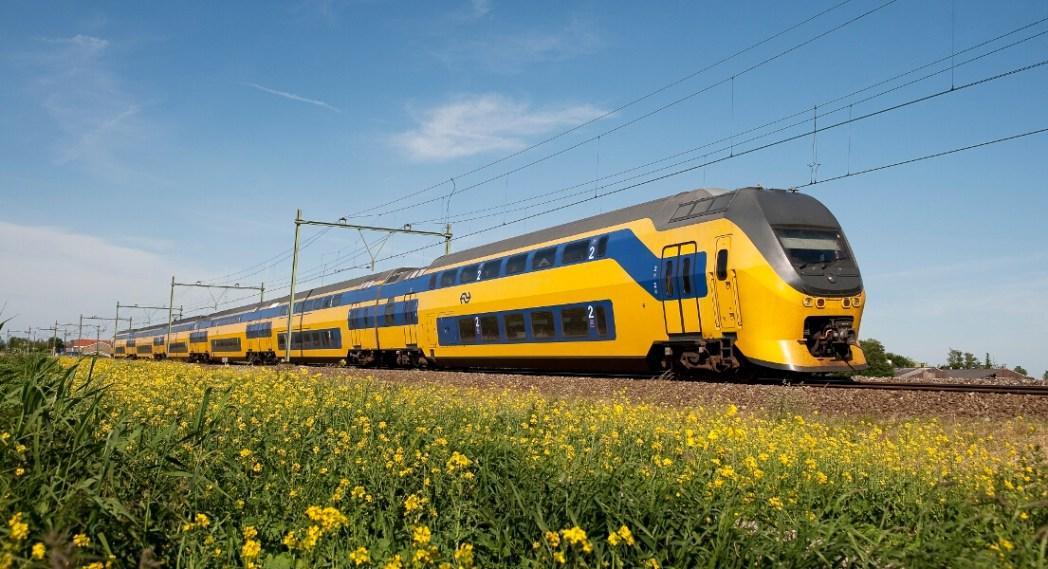 オランダの電車