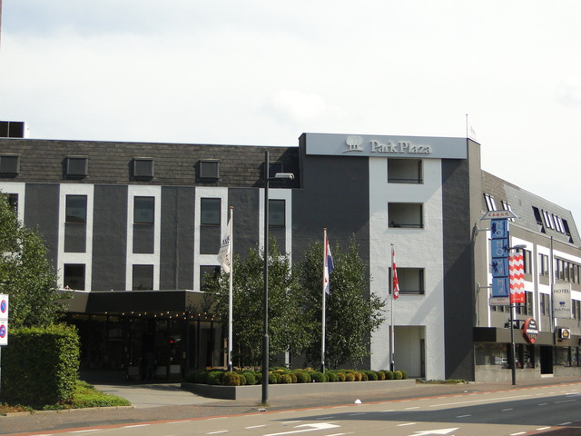 ホテル「パークプラザ アイントホーフェン(Park Plaza Eindhoven)」