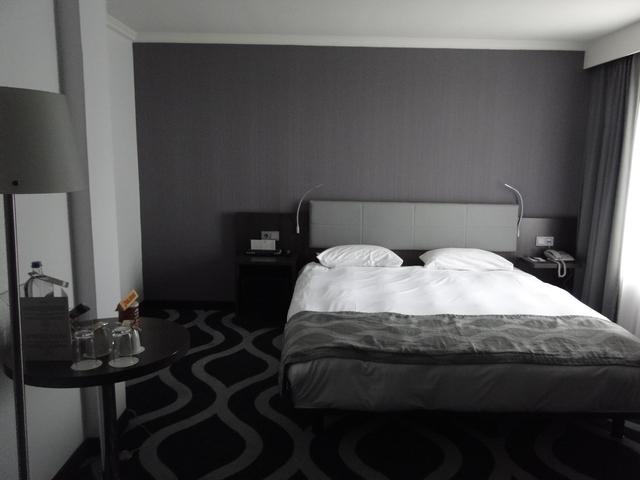清潔感のある客室