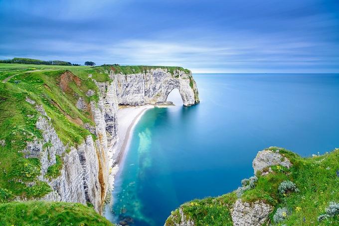 アラバスター海岸/フランス