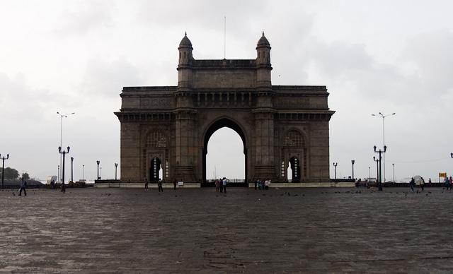インド門、ムンバイ