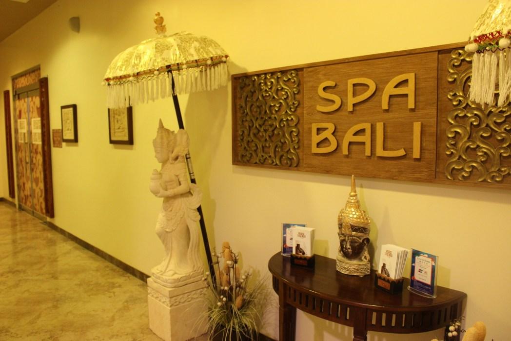 バリスタイル施術が人気の「SPA BALI」