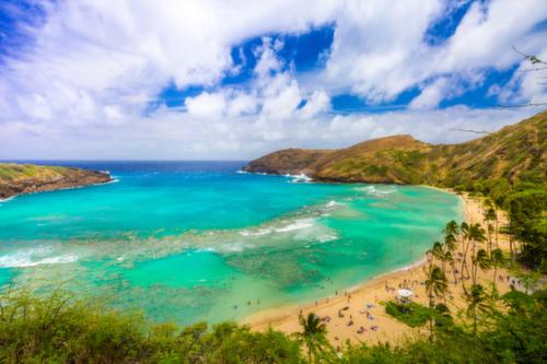 ハレクラニ、ハワイ