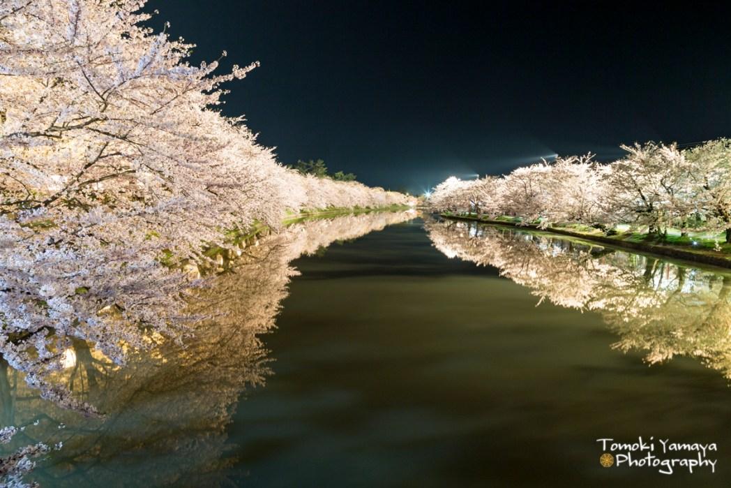四季折々楽しめる、弘前のシンボル「弘前城」