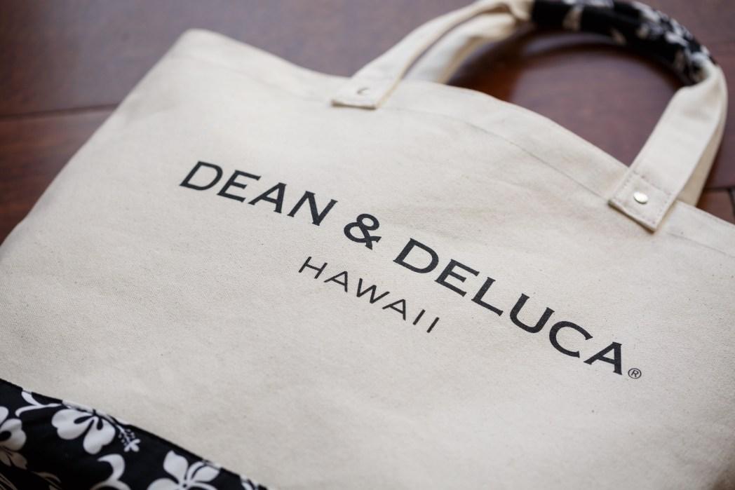お土産にしたい「DEAN & DELUCA HAWAII」限定のトートバッグ
