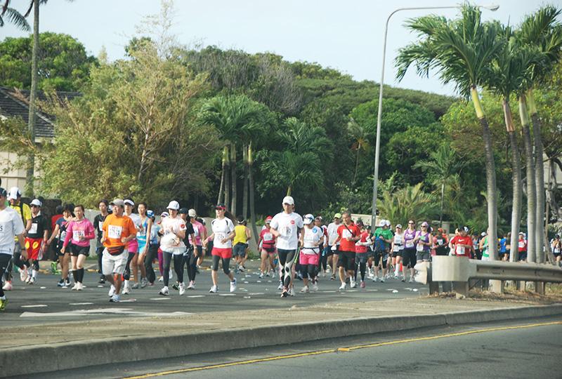今年で45回目を迎えるJALホノルルマラソン