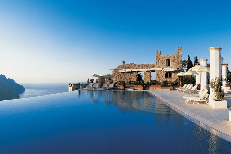 ベルモンドホテル・カルーソ、イタリア