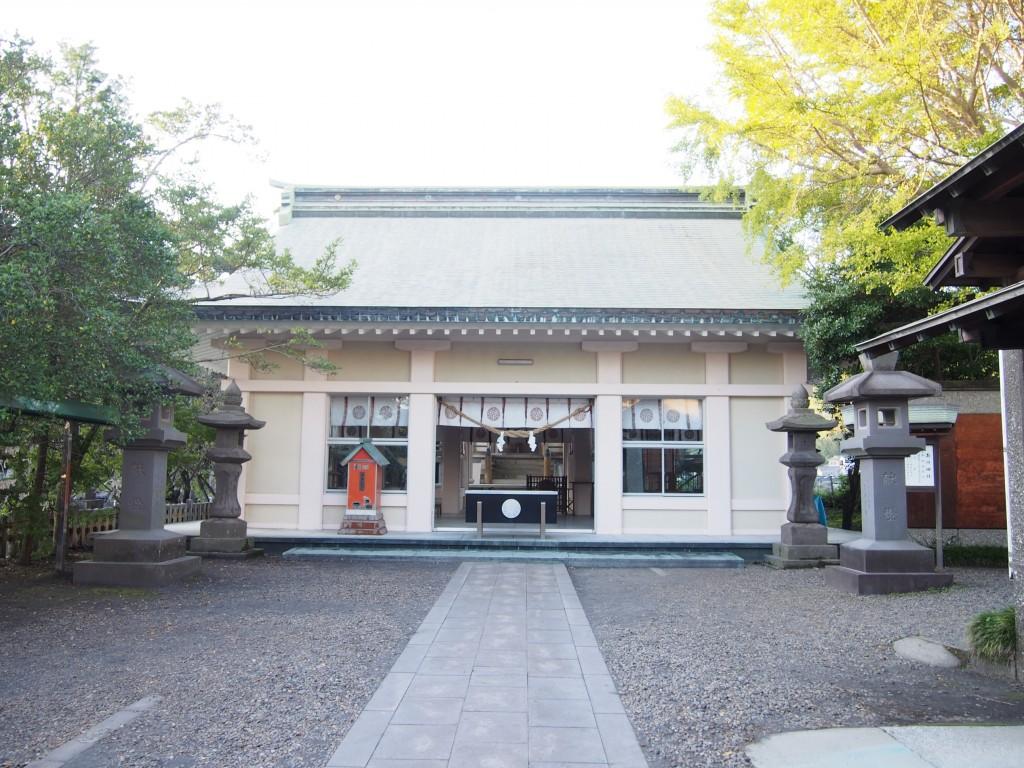 西郷隆盛を祭る「南洲神社」