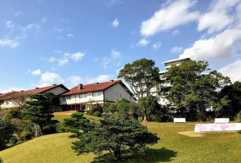 創業時の建物が今でも残る志摩観光ホテル