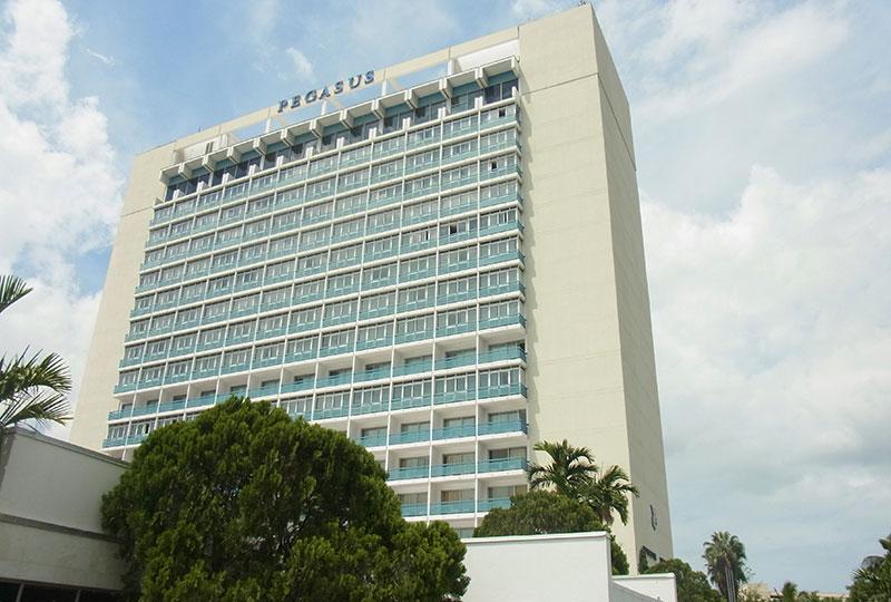 おすすめホテル ペガサス・ホテル(The Jamaica Pegasus Hotel)