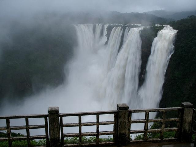 ジョグの滝、カルナータカ