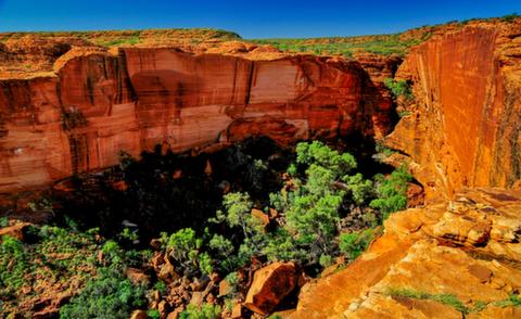 キングス・キャニオン、オーストラリア