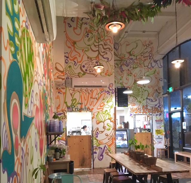 人気カフェ「ユーコ キッチン(Yuko Kitchen)」2号店