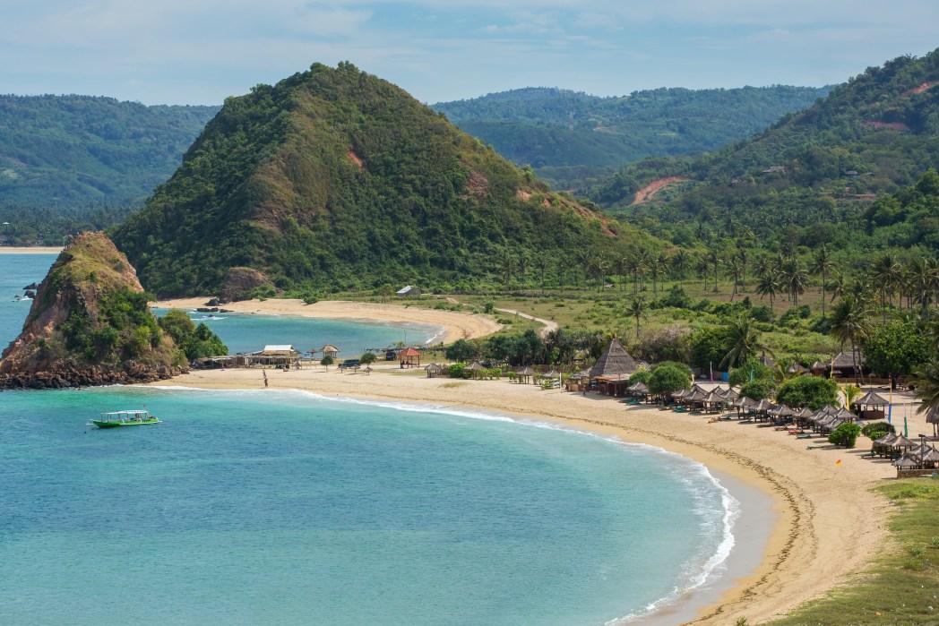 ロンボク島、インドネシア