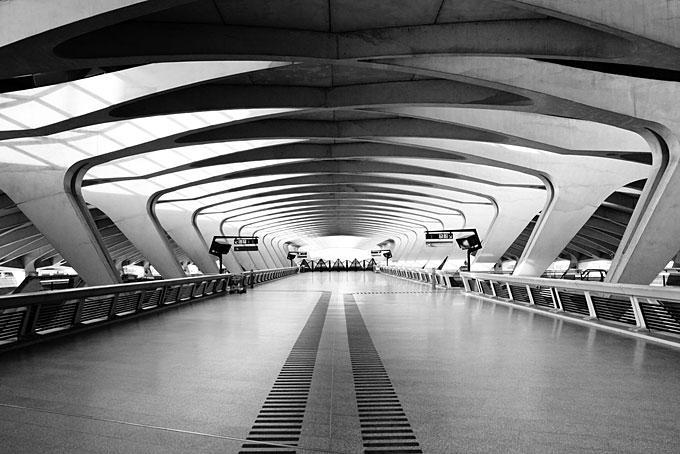 リヨン・サンテグジュペリ空港、フランス