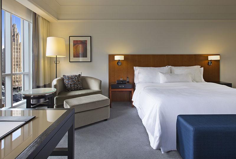 メルボルン観光におすすめのホテル「ザ ウェスティン メルボルン」