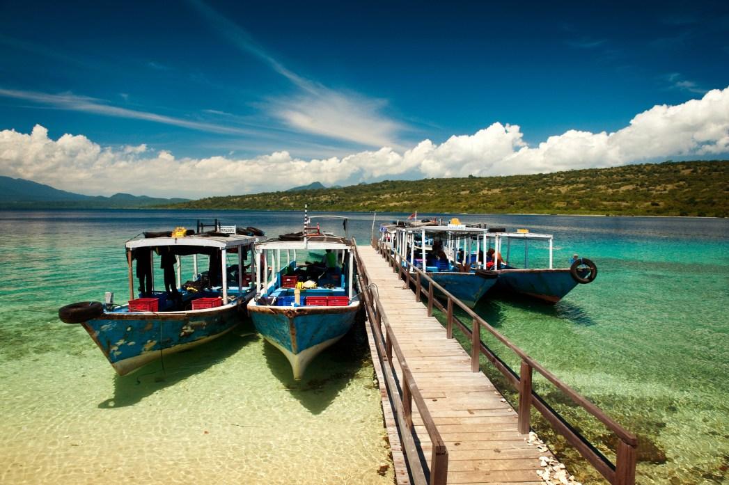 マンジャンガン、バリ島