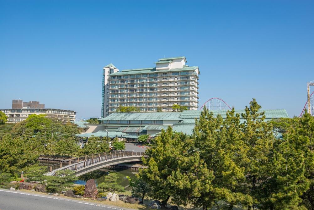 ナガシマリゾートのオフィシャルホテル「ホテル花水木」