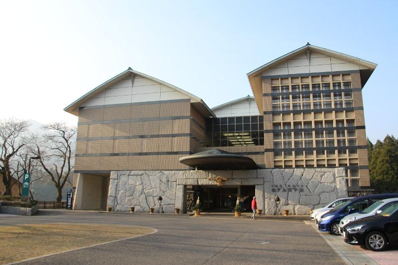 高千穂観光におすすめの「国民宿舎ホテル高千穂」